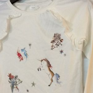 Next Direct Shirts & Tops - NWOT long sleeved girls top from Next UK.